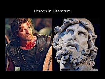 Heroes in Literature