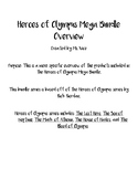 Heroes of Olympus Mega Bundle Overview