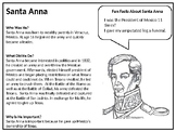 Heroes of the Alamo Cereal Box Project