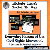 Heroes of the Civil Rights Movement Powerpoint Presentation