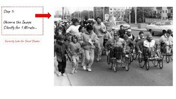 Heroic Humans Inquiry Learning Labs: Rick Hansen (Man in Motion)