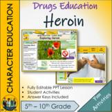Heroin Drugs Education