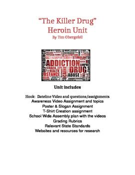 """Heroin Unit """"The Killer Drug"""""""