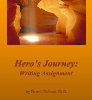 Hero's Journey -- Creative Writing Assignment