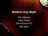 Hero's Journey Odyssey - Harry Potter - Wizard of Oz & Star Wars