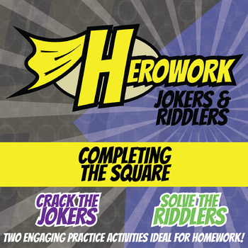 Herowork - Completing The Square - Rockhopper Mystery Pic and Surgeon Joke