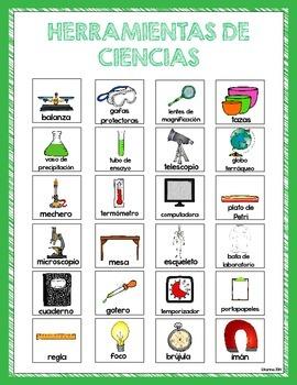 Herramientas de Ciencias