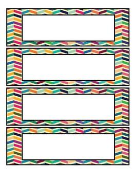 Herringbone Background Bundle