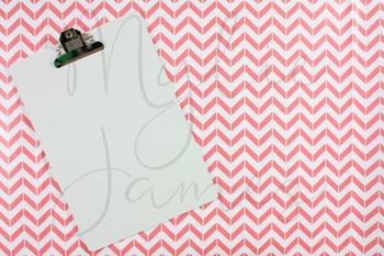Herringbone Clipboard Styled Images for Teacherpreneurs