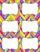 Herringbone Labels FREEBIE!