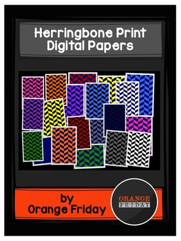 Fun Digital Papers and Backgrounds