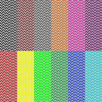 Herringbone Themed Digital Paper