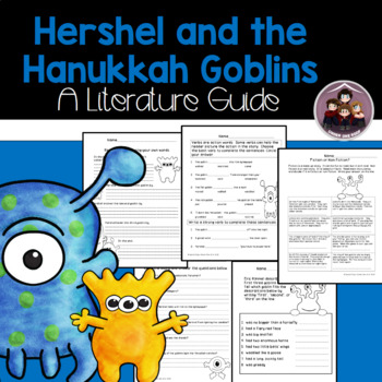 Hershel and the Hanukkah Goblins: A Literature Study