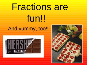 Hershey Fractions PowerPoint
