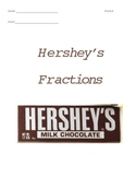 Hershey Fractions Printable Activities