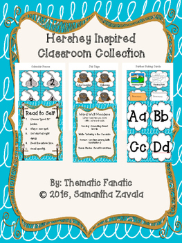 Hershey Inspired Classroom Collection