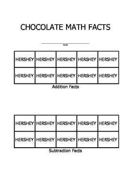 Hershey Math Facts