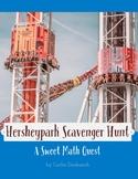 Hersheypark Math Scavenger Hunt- Math Review & Enrichment for grades 4 & 5