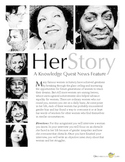 Herstory: A Knowledge Quest News Feature Article