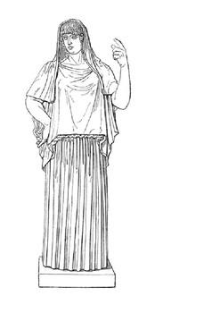 Hestia Greek Gods Word Search