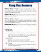 Heterogeneous and Homogeneous Mixtures: Differentiated Milk Reading Worksheet
