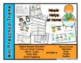 Hewie Helps at Home - Chores / Responsible - Mini Preschoo
