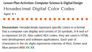 Hexadecimal Color Codes: Digital Design & Computing