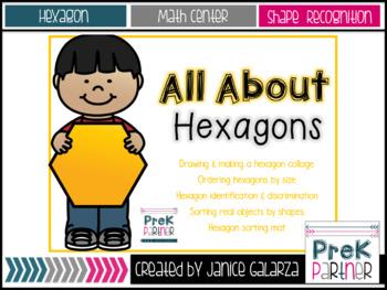 Hexagon: Math Center