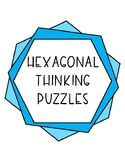 Hexagonal Puzzles