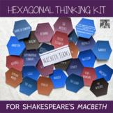 Hexagonal Thinking Kit: Macbeth