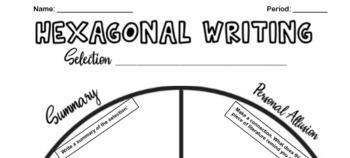 Hexagonal Writing