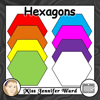 Hexagons Clipart