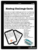 Hexbug Nano Challenge Cards