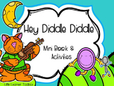 Nursery Rhymes: Hey Diddle Diddle | Distance Learning