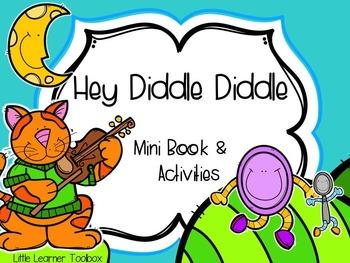 Nursery Rhyme: Hey Diddle Diddle