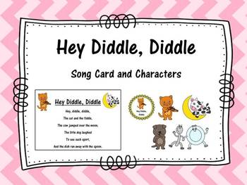 Hey Diddle, Diddle- Song
