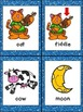 Hey Diddle Diddle Book, Poster, and MORE - Preschool Kinde