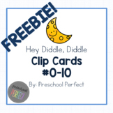 Hey Diddle, Diddle Clip Cards