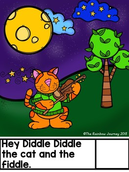 Hey Diddle, Diddle Interactive Book