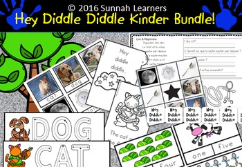 Hey Diddle Diddle Kinder Bundle