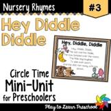Hey Diddle Diddle Nursery Rhyme