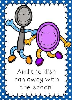 Hey Diddle Diddle: Nursery Rhyme Pack