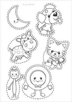 hey diddle diddle coloring pages | Hey Diddle, Diddle Nursery Rhyme Worksheets and Activities ...