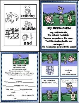 Hey, Diddle-Diddle! Reader's Theatre and More!