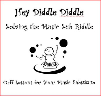 Hey Diddle Diddle! Solving the Music Sub Riddle!