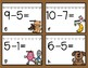 Hey Diddle Diddle Subtraction Task Cards