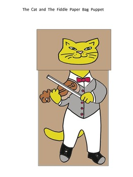 Hey Diddle Diddle the Cat and the Fiddle