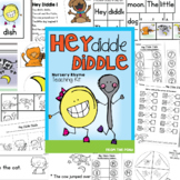 Nursery Rhyme - Hey Diddle Diddle