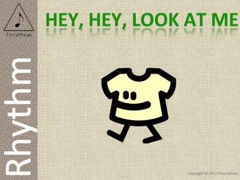 Hey, Hey Look At Me - Rhythm Pack