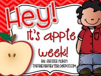 Apple Week Activities!